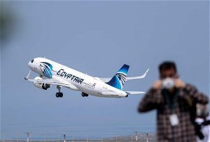 Moscow-bound Egyptair flight turned back after threatening letter found