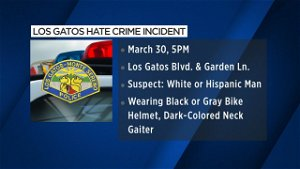 Los Gatos police looking for suspect after Filipino woman shoved to ground, told 'go back to China'