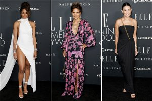 See What the Stars Wore to Elle's Women in Hollywood Red Carpet