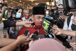 Umno will not push for snap GE if Covid-19 situation not good, says Tajuddin
