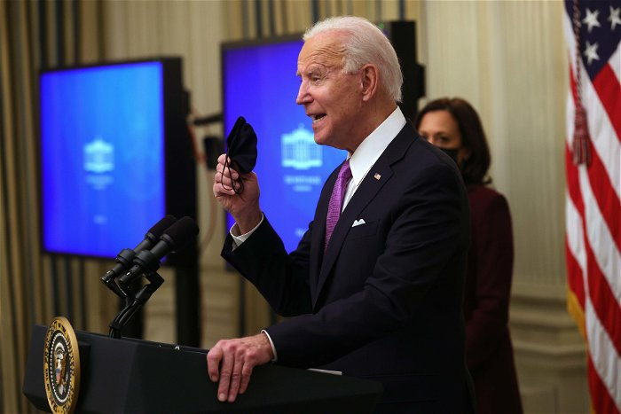 Biden seems to forget defense secretary's name, calls him 'the guy who runs that outfit'