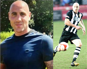 Body of former professional footballer found after four-day search