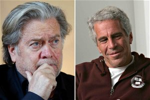Bannon Was a Frequent Guest of Jeffrey Epstein
