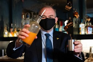 Analysis: Blue wall starts to crack as Liberal Democrats beat the odds
