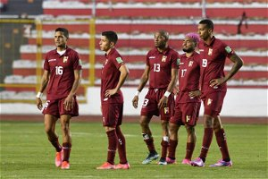 Venezuela names 15 players to Copa America after 8 get virus