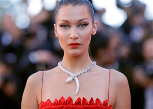 Bella Hadid debuts fiery red hair and more star snaps