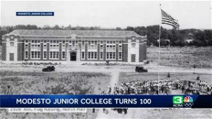 Modesto Junior College celebrates a century of education, helping first-generation students