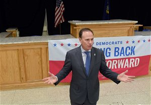 NY state Democratic chairman calls for Cuomo to resign