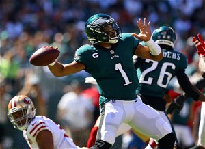 Eagles fall to 49ers 17-11 in home opener at Linc | | WATCH NOW: The Live Postgame