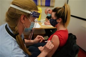 Covid: All adults able to book coronavirus vaccination in England