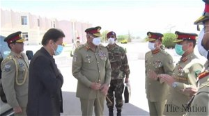 Country's defence is in safe hands: PM Imran