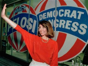 Exclusive -- Nancy Pelosi Elected to Congress by Tricking GOP Voters