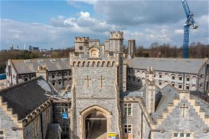 Fancy living inside this 19th century Hampshire prison for just £215,000?