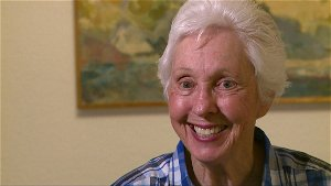 82-year-old woman who trained for NASA went to space with Jeff Bezos