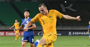 Brad Smith ruled out of Socceroos' qualifiers in Kuwait