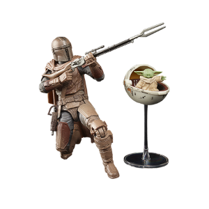 Hasbro unveils new Star Wars 'Black Series' and 'Vintage Collection' figures (including a new lightsaber!)