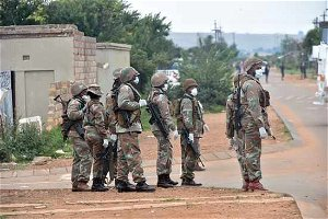 Ramaphosa to deploy thousands of troops for election duty