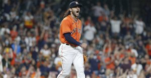 Astros' gung-ho Lance McCullers Jr.: 'I want to be out there all night'
