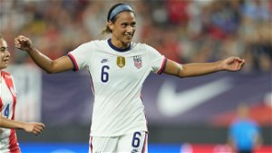 USWNT star Lynn Williams: 'If I can inspire only one person, I think I've done my job'