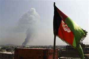 Report: Evidence suggests car hit by U.S. drone strike in Kabul wasn't carrying bombs