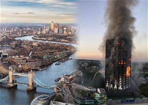 London Now Has Over 1,000 Buildings Deemed Unsafe In A Fire