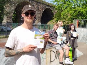 £100k needed to help with rejuvenation of Northwich skatepark