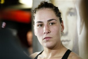 Jessica Eye reveals she's been hospitalized, likely out of upcoming fight against Andrea Lee