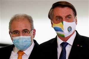 Anvisa advises isolating the entourage after Queiroga's infection; Bolsonaro keeps an agenda with a meeting