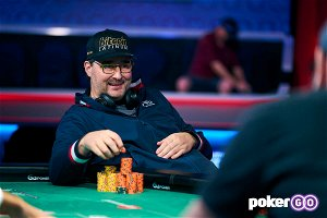 Phil Hellmuth far from satisfied with hot start to WSOP