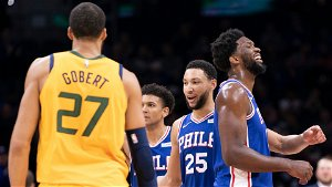 Ben Simmons on Defensive Player of the Year battle with Rudy Gobert: 'He's not guarding everybody'