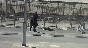 Israeli police say woman with knife shot dead in West Bank