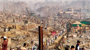 South Korea to provide emergency support of $1m for Rohingyas affected by recent fire