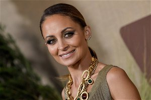 Nicole Richie's hair catches fire as she blows out candles during 40th birthday party