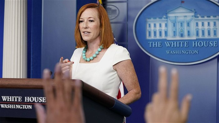 White House defends Biden's past remarks on virus as CDC shifts guidance