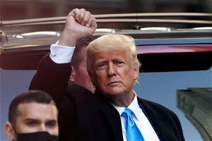 Trump in 2024? He says only that 'a Republican' will win