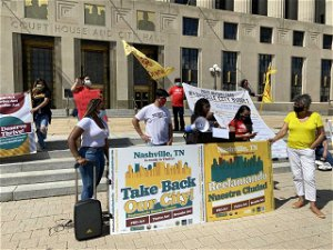 Nashville People's Budget Coalition returns for another fight over police funding