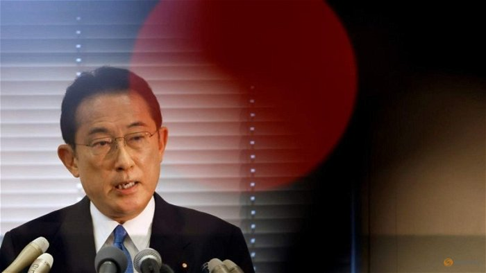 Japan PM contender Kishida says new form of capitalism needed to end disparity, recover from pandemic
