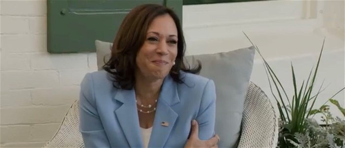 Kamala Harris Mocked For Featuring Child Actors In Her Space Video