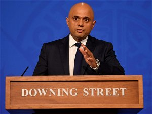 Get Covid jab or restrictions more likely, Sajid Javid says