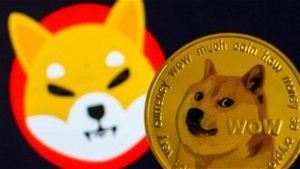 Shiba Inu coin is vying with dogecoin to be the 10th biggest cryptocurrency