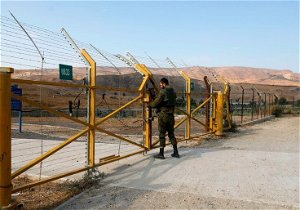 Israel Defense Forces Seize Smuggled Weapons From Jordan - Washington Free Beacon