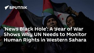 'News Black Hole': A Year of War Shows Why UN Needs to Monitor Human Rights in Western Sahara