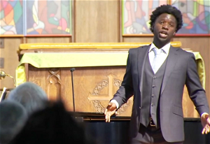 DC Opera Singer Reflects on Acceptance Into Prestigious Program for Young Artists of Color