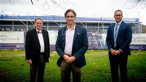 Infectious disease experts lead response from Canberra