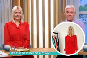 This Morning viewers sceptical as Holly upset by weather prediction