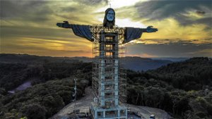 Brazil building new giant Christ statue, taller than Rio's - France 24