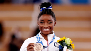 Biles says Nassar abuse could have affected her in Tokyo