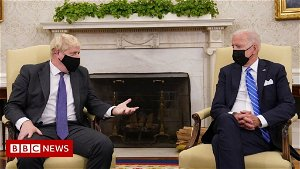 US President Joe Biden does not 'fully appreciate' details of Northern Ireland Protocol row, minister says
