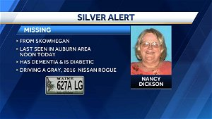Silver Alert issued for Skowhegan woman