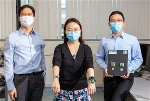 NUS engineers devise novel approach to wirelessly power multiple wearable devices using a single source